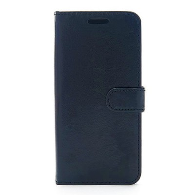 Θήκη Samsung Galaxy A20s Soft TPU&PU Leather Flip  Βιβλίο Smart Magnet -Σκούρο Μπλε