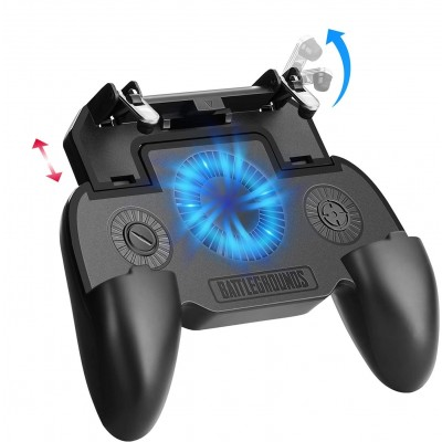 Mobile Game Controller με Cooling Fan
