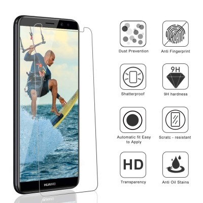 Huawei Mate 10 Lite  Αντιχαρακτικό Γυαλί Tempered Glass Screen Prοtector