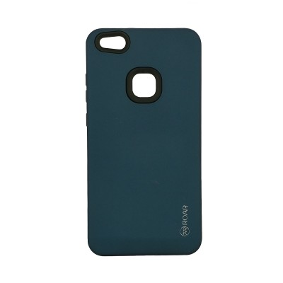 Θήκη Huawei P10 Lite Roar Rico Back Cover Matte Finish -Μπλε