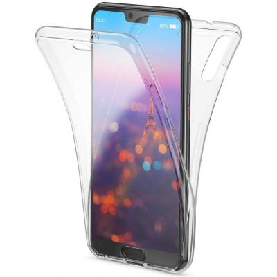 Θήκη  Huawei P20 360 Full Cover Protection  -Διάφανη