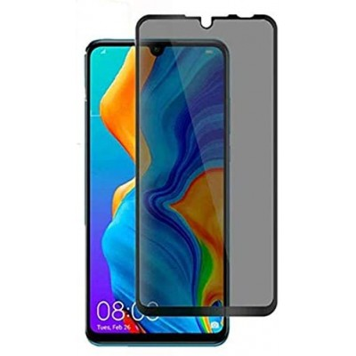 Huawei P30 Lite Full Coverage High-Definition Αντιχαρακτικό Γυαλί 9H Tempered Glass Matte