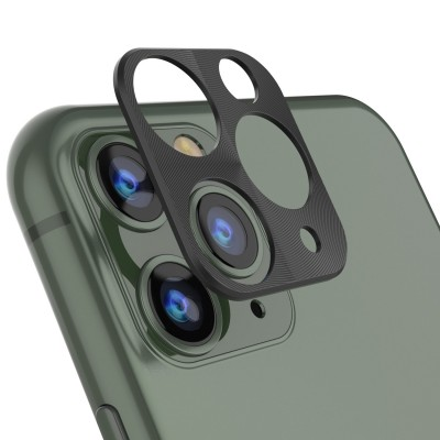 iPhone 11 Pro Max Camera Protector Ring Premium Aluminium