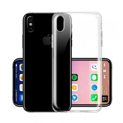 Θήκη Apple iphone X / XS Ultra slim 0.5mm Tpu- Διάφανη/Clear