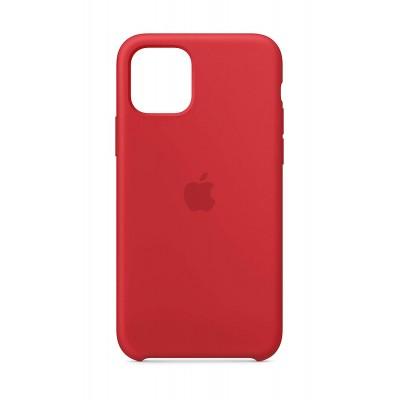 "Premium Θήκη Apple iPhone 12 Mini 5.4""  Σιλικόνης Soft Liquid Tpu -Έντονο Κόκκινο"