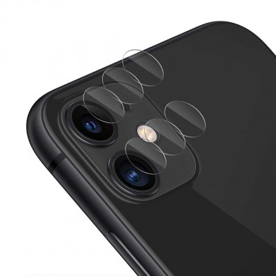 iPhone 11  Tempered Glass Film Back Camera Lens Protector