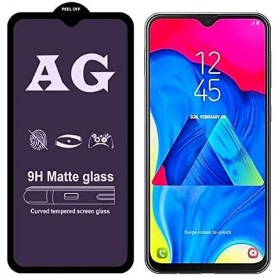 Samsung Galaxy A70 Full Coverage High-Definition Αντιχαρακτικό Γυαλί 9H Tempered Glass Matte