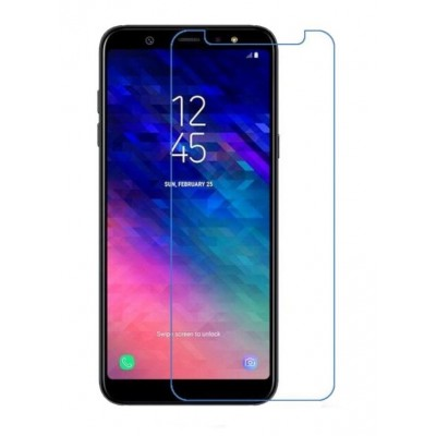 Samsung Galaxy A6 2018 Αντιχαρακτικό Γυαλί Tempered Glass 0.30MM /2.5D Screen Prοtector