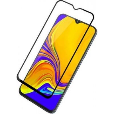 Samsung Galaxy A70 Full Face Tempered glass / Αντιχαρακτικό Γυαλί Πλήρους Οθόνης 3D Μαύρο