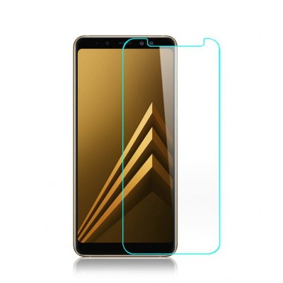 Samsung Galaxy A8 2018 Αντιχαρακτικό Γυαλί Tempered Glass 0.30MM /2.5D Screen Prοtector