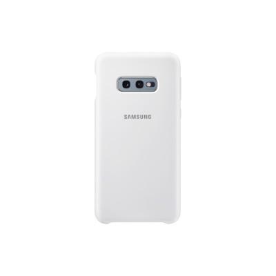 Premium Θήκη Samsung Galaxy S10e Σιλικόνης Soft Liquid Tpu -White