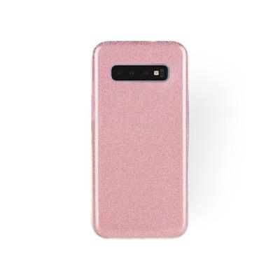 Θήκη Samsung Galaxy S10e Glitter Shine Cover Hard Case -Ροζ