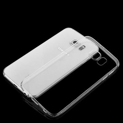 Samsung Galaxy S7 Edge Θήκη Σιλικόνης Slim Fit -Clear/ Διάφανη