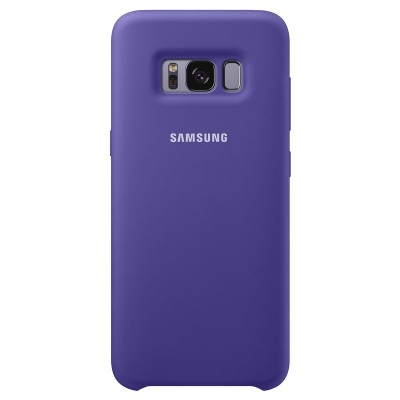 Premium Θήκη Samsung Galaxy S8 Plus Σιλικόνης Soft Liquid Tpu -Purple