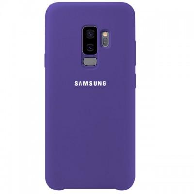 Premium Θήκη Samsung Galaxy S9 Plus Σιλικόνης Soft Liquid Tpu -Purple