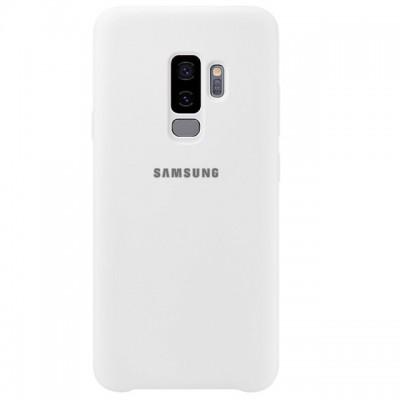 Premium Θήκη Samsung Galaxy S9 Σιλικόνης Soft Liquid Tpu -White