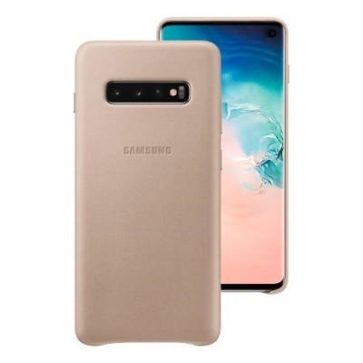 Premium Θήκη Samsung Galaxy S10 Σιλικόνης Soft Liquid Tpu -Nude