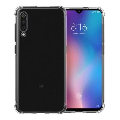 Θήκη Xiaomi Mi 9 Σιλικόνης Anti Shock (0.5MM) TPU -Διάφανη