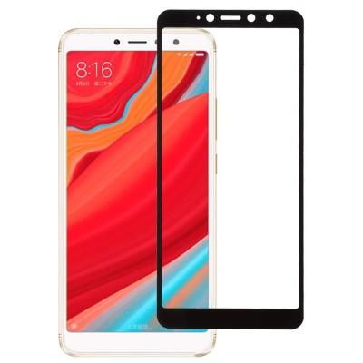 Xiaomi Redmi S2 2018 3D Full Face Curved Black Αντιχαρακτικό Γυαλί 9H Tempered Glass