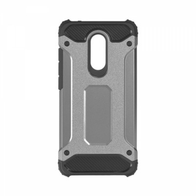Θήκη Xiaomi Redmi 5 Plus Forcell Hybrid Tech Armor Case Ανθεκτική θήκη -Γκρι